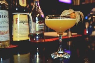 Рецепт от «Brut bar»: готовим коктейль «Испанское солнце»