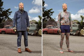 Почему крупные компании нанимают людей с татуировками?
