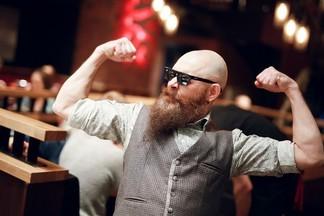 В Екатеринбурге выбрали самого крутого бородача