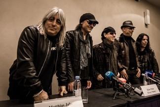 «Это последнее шоу в России… в этом году». Scorpions снова в Екатеринбурге