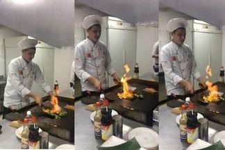 Готовим «Киниро сякэ» с су-шефом ресторана японской кухни «Тануки»