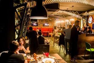 Кухня высшего пилотажа и улётные тусовки:  все в «Vertolet grill&bar»!