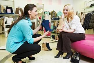 Непыльная работа  или впечатления админа модного шопа