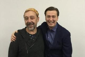 Сергей Безруков восхищен пьесой ученика Николая Коляды