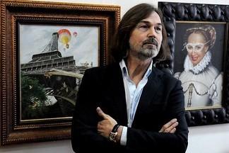 Екатеринбург сегодня увидит 100 картин Никаса Сафронова