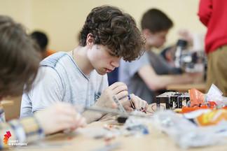 Старшеклассники предложат смелые идеи для технологического будущего России