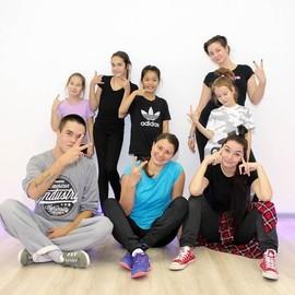 Открытый хип-хоп урок в M & Dance