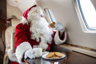 Настоящий Санта-Клаус из Лапландии прилетит в Екатеринбург через 7 дней!