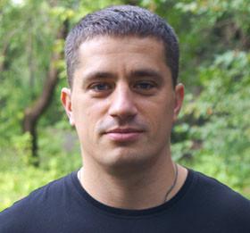 Александр Артеменко, автор и создатель уникального уличного тренажерного комплекса на Уралмаше
