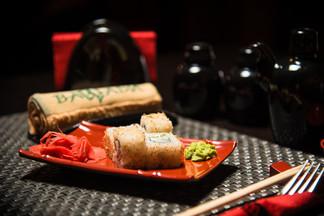 Мисо суп, гёдза и спринг-роллы: «Васаби» запустил новые японские бизнес-ланчи
