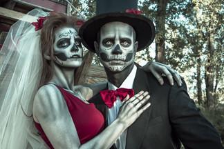 Костюм на Хэллоуин за час! Сделайте шедевр своими руками