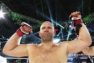 Один из лучших тяжеловесов мира Сергей Харитонов проведет бой в Екатеринбурге