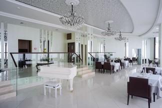 Столица Урала на ладони: ресторан «Вертикаль»