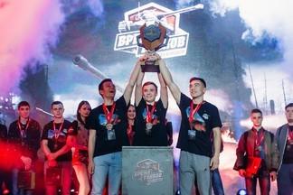 Команда Team_Se4ko стала победителем «народного» чемпионата по World of Tanks в Екатеринбурге