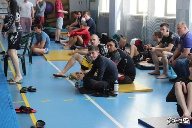 Открытый Чемпионат по грэпплингу (UWW), фото № 1