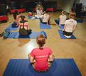 Благотворительный йога-фестиваль в ТЦ SILA VOLI, фото № 34