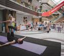 Благотворительный йога-фестиваль в ТЦ SILA VOLI, фото № 80