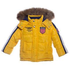 ComusL Куртка желтая