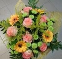 Flo-мастер Букет из роз и гербер