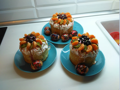 Торт Little Angel Cake Куличи