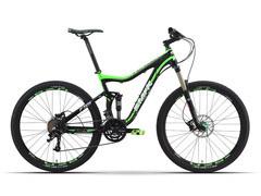 STARK Велосипед двухподвесный Teaser 140 650B 2014