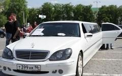 Импрессарио Limo Mercedes S class