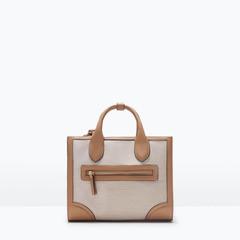 Сумка ZARA Тканевая сумка 4300/004