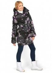 """mon-bebe Зимняя куртка для беременных 3в1 """"Исландия"""" черная"""