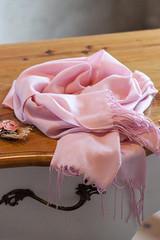 Маглия Палантин нежно-розовый
