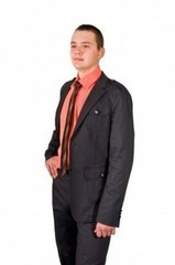 lklassika костюм мужской молодежный Корнет