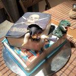 Торт Zara-торт Детский торт Пираты