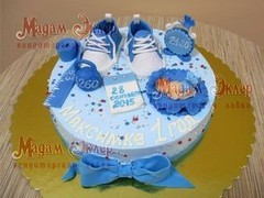 Торт Мадам Эклер 1 годик