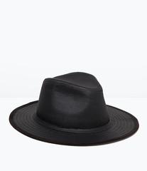 ZARA Шляпа широкополая из хлопка 3920/423