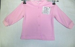 Babymarket66 кофта розовая
