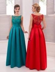 Viva Красное вечернее платье 46