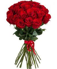 """Букетик 66 Букет из 25 роз """"Эквадор"""""""