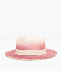 ZARA Шляпа с принтом Тай-Дай 4219/022