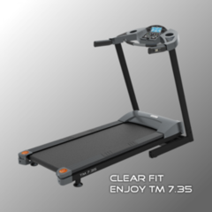 Спорт Доставка Беговая дорожка Clear Fit Enjoy TMH 7.35