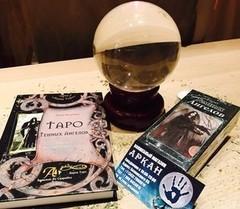 Аркан Хрустальный шар