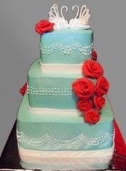 Торт Торт-Мне Свадебный №1