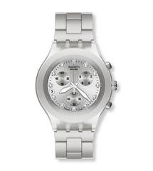 Swatch Часы FULL-BLOODED SILVER