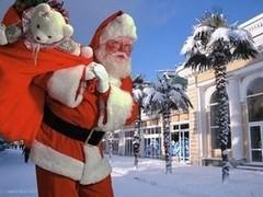 Пять звезд В Крым на Новый год!