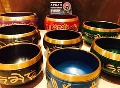 Аркан Поющие чаши