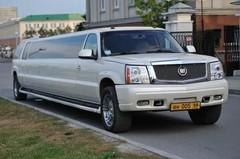 Уралтранспорт Cadillac Escalade на 20 персон