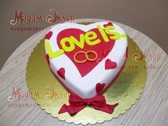 Торт Мадам Эклер LOVE IS… 2