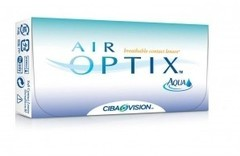 Линза.ру AIR OPTIX Aqua (6pk)