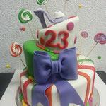 Торт Zara-торт Юбилейный торт №2 - фото 1