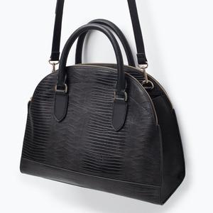 Сумка ZARA Двойная сумка-портфель - фото 4