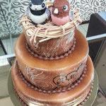 Торт Zara-торт Юбилейный торт №7 - фото 1