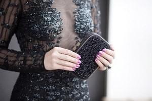 Be My Dress Basix Black Label Вечернее черное платье - фото 1